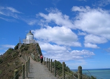 Lighthouse @ Nugget Point - Otago NZ