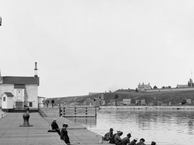 Lighthouse In  Oswego