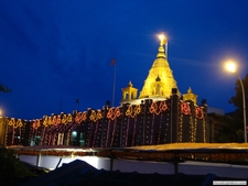 Lighting At Sai Temple