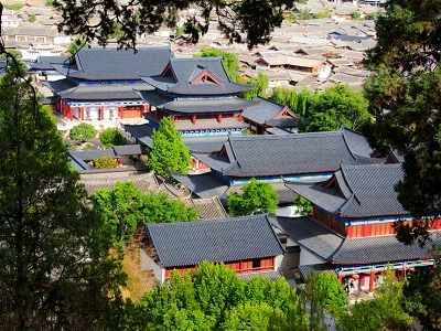 Lijiang Old Town Overview