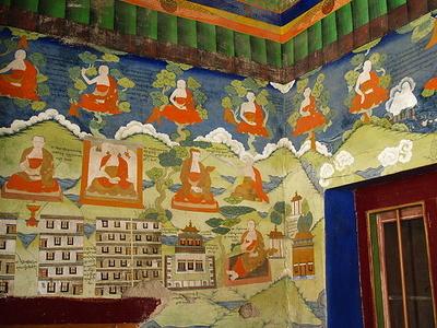 Likir Monastery Ent