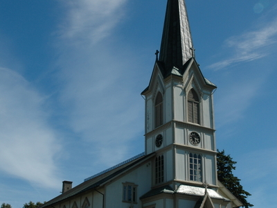 Lillesand Church