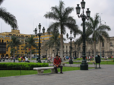 Lima Centro Historico Views