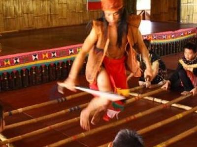 Linangkit Cultural Village - Dance
