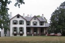 Lincoln Cottage Under Restoration