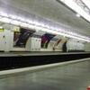 Line 10 Platforms At Segur