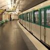 Line 12 At Saint-Georges