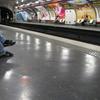 Line 12 Platforms At Marcadet - Poissonniers