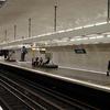 Line 13 Platforms At Varenne