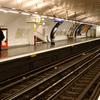 Line 3 Platforms At Europe