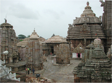 The Major Shrines Within The Temple