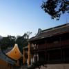 Living Quarters Of The Lingyin Monastery