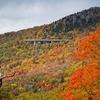 Linn Cove Viaduct NC Along Grandfather Mountain