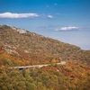Linn Cover Viaduct Around Grandfather Mountain NC