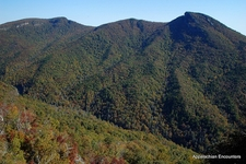 Linville Gorge - Blue Ridge Mountains NC