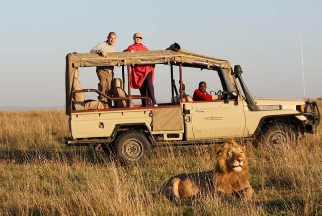 Kenya Adventure Camping In The Wild Photos