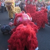 Lion Dancers - New Zealand