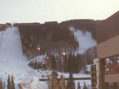 Lionshead Gondola, Vail Ski Resort, 1983