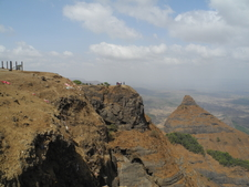 Lion's Point Side View - Maharashtra - India
