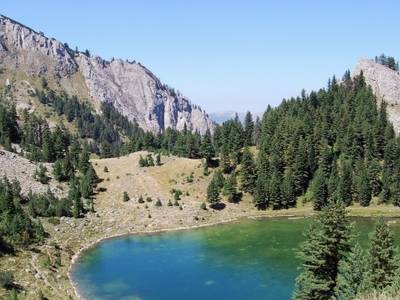 Liqeni  I  Madhe  Peje  Kosovo From  Fatos  Katallozi