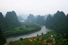 Li River In Guangxi