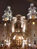 Lit By Night - Church Of Miraflores