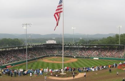 Little  League  World  Series And  Lamade  Stadium