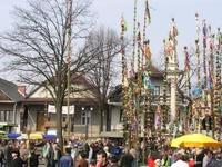Pequeña Polonia Iglesias de madera