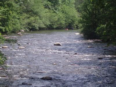 Little River At Metcalf Bottoms