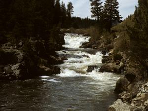 Río Little Salmon