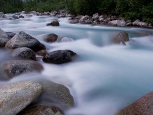 Poco Susitna River