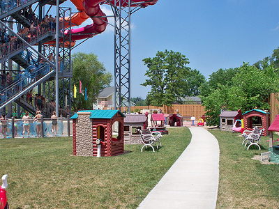 Little Tikes Town At Wildwater Kingdom