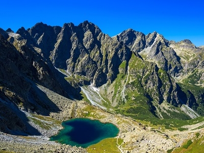 Litworowy Lake & High Tatras