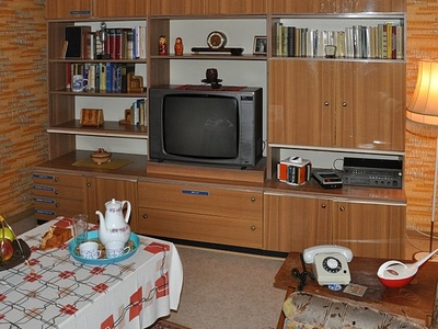 Living Room In The DDR
