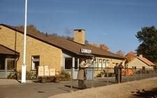 Ljungby Railway Station