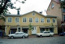 Ljungby - Site Of Ekström Butcher Shop