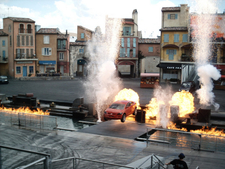 Finale At LMA! Extreme Stunt Show