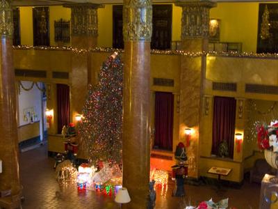 Lobby Of Gadsden Hotel Douglas