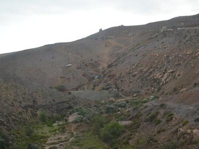 Located In Middle Of Perus Coastal Desert