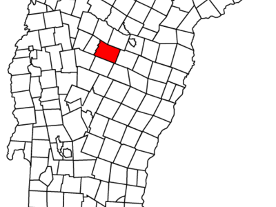 Located In Washington County Vermont