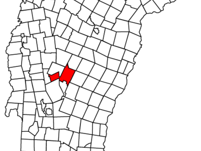 Located In Windsor County Vermont