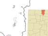 Location Of Chamisal New Mexico