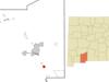 Location Of Vado New Mexico