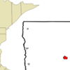 Location Of Ada Minnesota