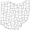 Location Of Alexandria Ohio