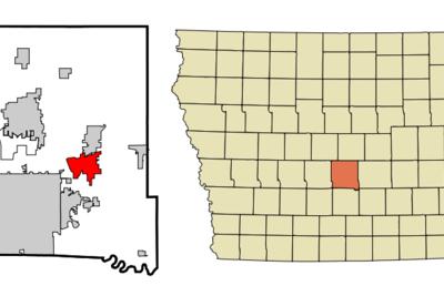 Location Of Altoona Iowa