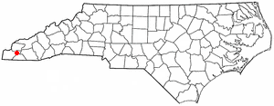 Location Of Andrews North Carolina