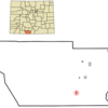 Location In Conejos County And The State Of Colorado