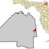 Location In Duval County And The State Of Florida