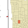 Location Of Atwater Minnesota